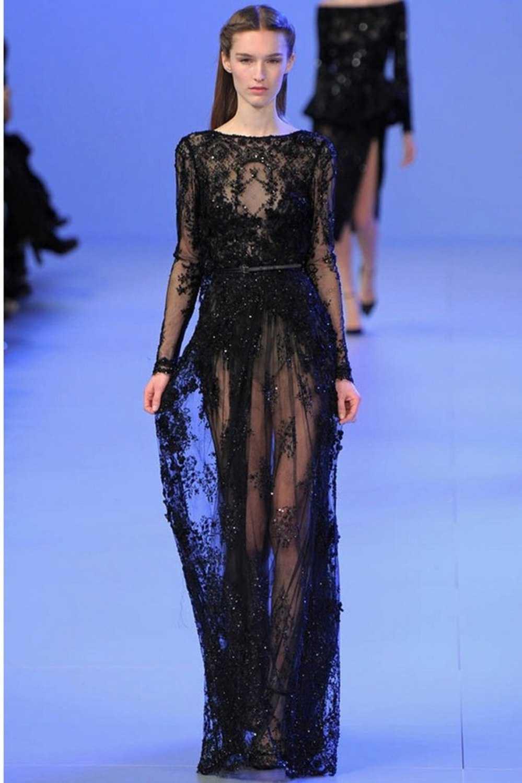 Платье эль сааб