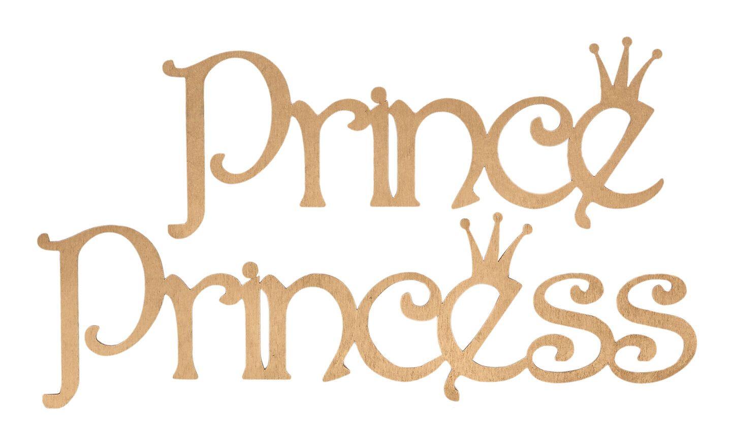 Днем почты, картинка с надписью принц