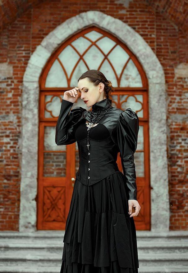платья для готической фотосессии аренда спб найдете тексты